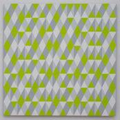 Acrylique sur MDF, 64 x 64 cm, 2014