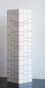 Acrylique sur MDF, 40 x 10 x 10 cm, 2016