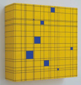 Acrylique sur bois, 30 x 30 x 9 cm, 2015