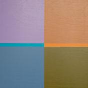 Sérigraphie sur bois n°1/15, 30 x 30 cm, 2013