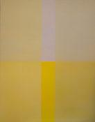 Pigments, liant et acrylique sur toile, 146 x 114 cm, 2014