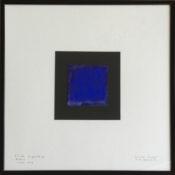 Technique mixte sur papier, 30 x 30 cm, 1999