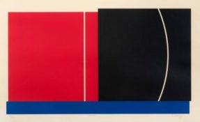 Sérigraphie n°6/35, 56 x 81 cm, 1971