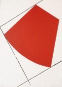 Sérigraphie n° IX/X, 70 x 50 cm, 1985