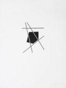 Sérigraphie n° 7/7, 66 x 50,5 cm, 1987