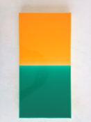 Acrylique et vernis sur toile, 40 x 20 cm, 2016