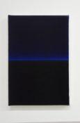 Acrylique et vernis sur toile, 22 x 16 cm, 2017