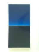 Acrylique et vernis sur toile, 18 x 14 cm, 2017