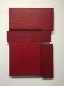 Acrylique sur toile marouflée, 60 x 42 cm, 2012