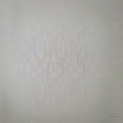 Aquarelle sur papier, 50 x 50 cm, 1980