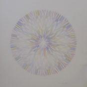 Aquarelle sur papier, 51,5 x 45,5 cm, 1971