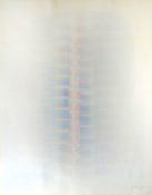 Aquarelle sur papier, 65 x 50 cm, 1972