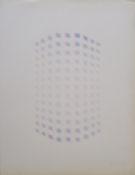 Aquarelle sur papier, 66,5 x 51,5 cm, 1974