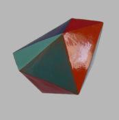 Faïence émaillée, 27 x 35 x 30 cm, 2017
