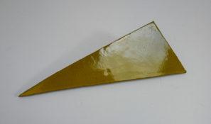 Faïence émaillée, 27 x 12 x 5 cm, 2017