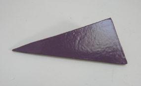 Faïence émaillée, 18 x 7 x 5 cm, 2017